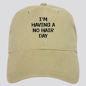 I'm No Hair Cap